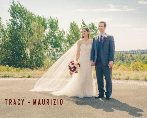 Tracey & Maurizio