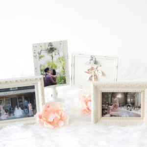 Antique White Frames