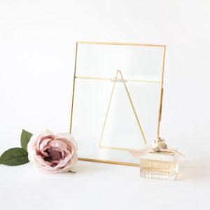 Brass Edged Frame